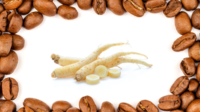 3 Beneficios del café con ginseng que no conoces